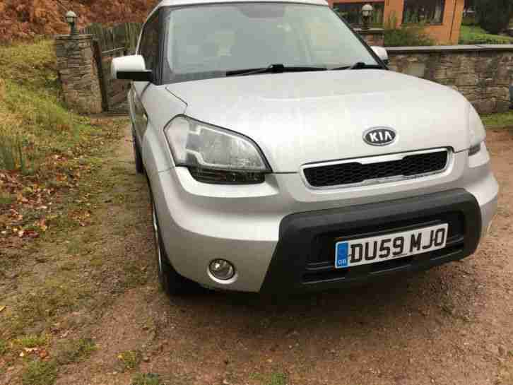 Kia SOUL 2. Kia car from United Kingdom