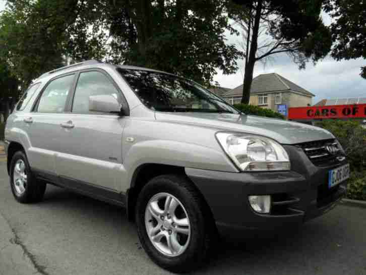 SPORTAGE 2.0 EX 2006 COMPLETE WITH M.O.T
