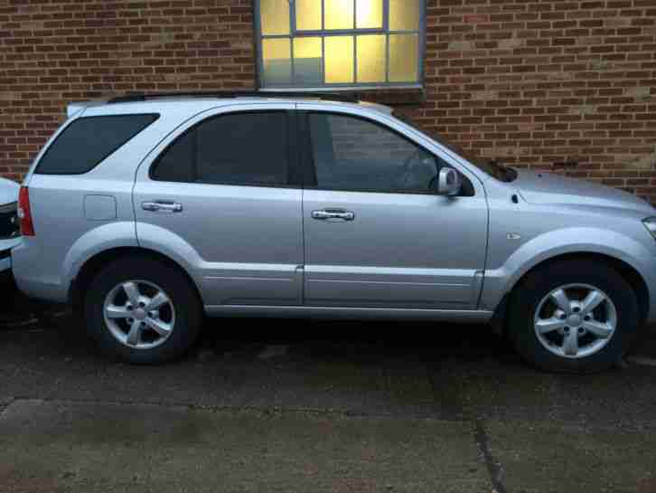 Sorrento XT 2006, Diesel Spares and