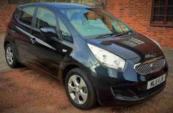 Kia Venga 2 Auto Low Mileage 1 Owner Full Service History Warranty
