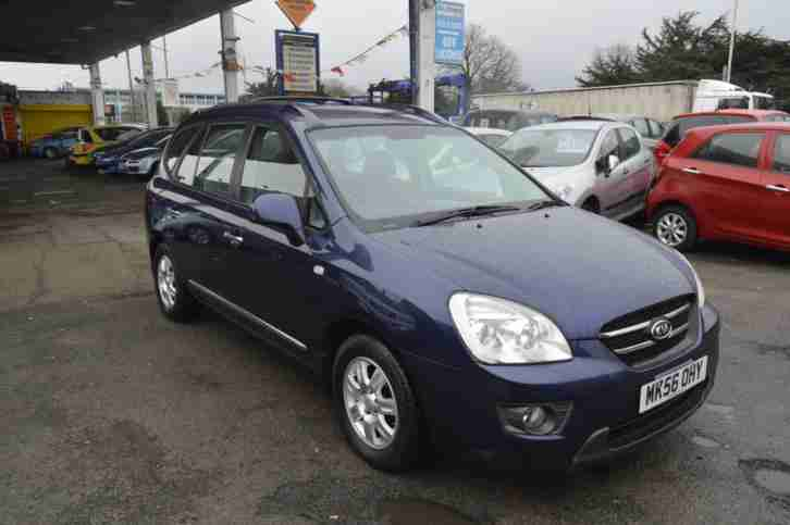 Carens 2.0CRDi GS 7 SEATER DIESEL MANUAL