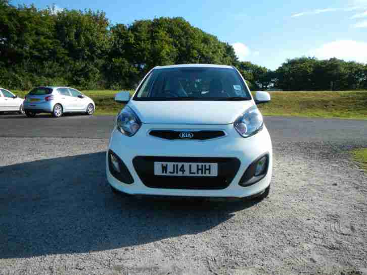 Kia Picanto 1.0 2014 Free road tax