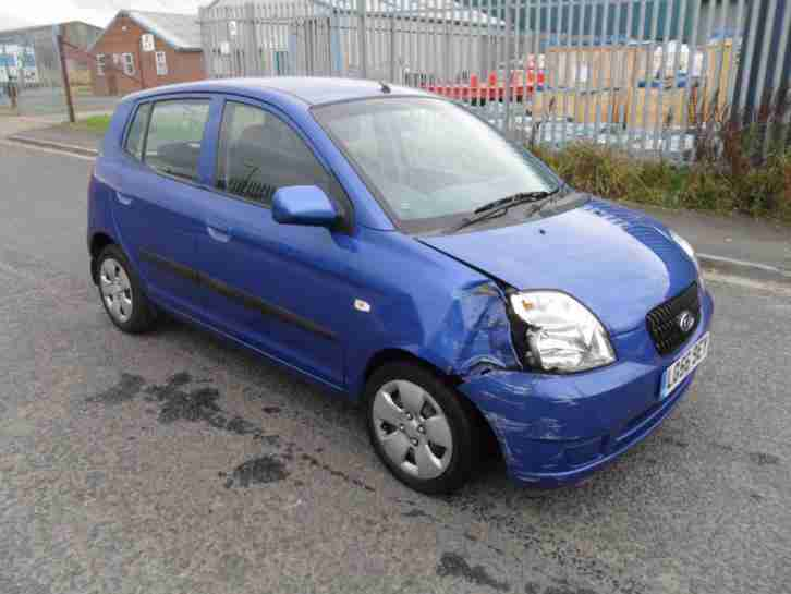 Picanto 1.0 GS DAMAGED REPAIRABLE