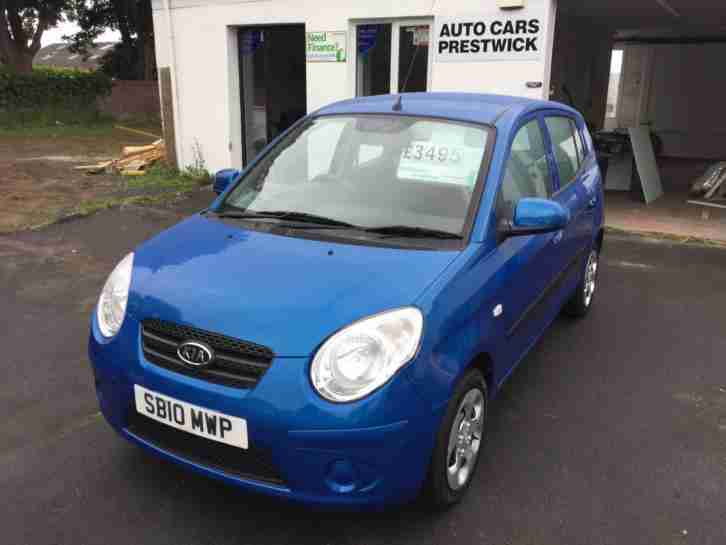 Kia Picanto 1.1 2010 Strike manual petrol 31000 miles!