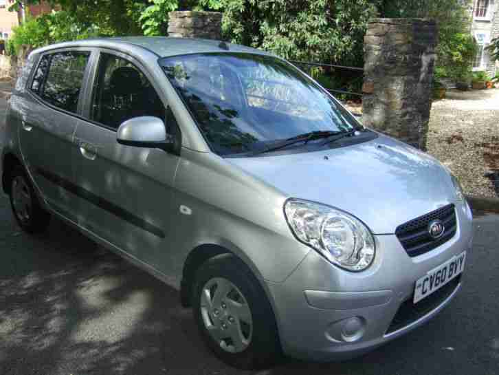 Picanto 1 door, 60 reg, 15000 miles with