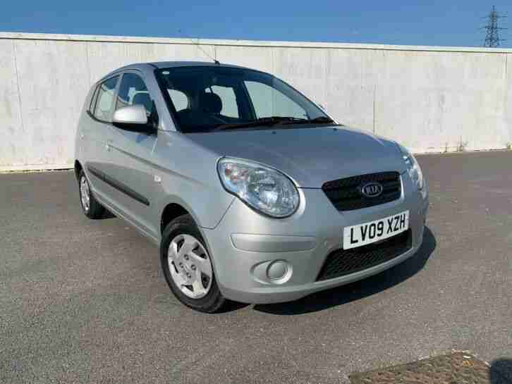 Picanto | 2009 | Hatchback | 5 Door |