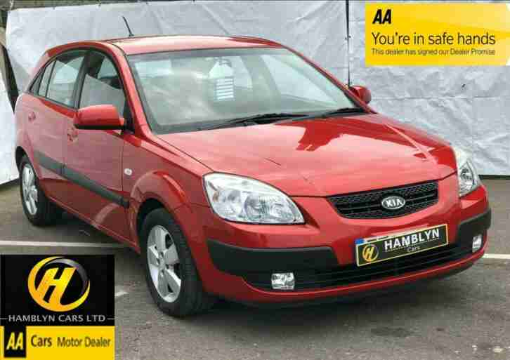 Rio 1.4 LS 5 Door Hatchback, 1 Owner From