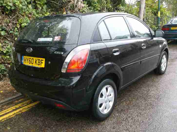 Kia Rio 1.5CRDi 2 5 DOOR, !! REDUCED !! RAC WARRANTY