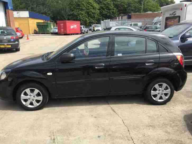 Kia Rio 15crdi 5dr 1 owner from new £30 a year road tax