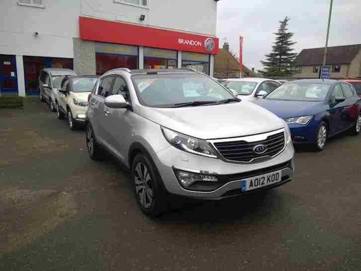 Kia Sportage 1.7. Kia car from United Kingdom