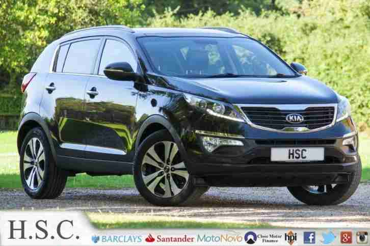 kia sportage crdi kx 3 car for sale. Black Bedroom Furniture Sets. Home Design Ideas