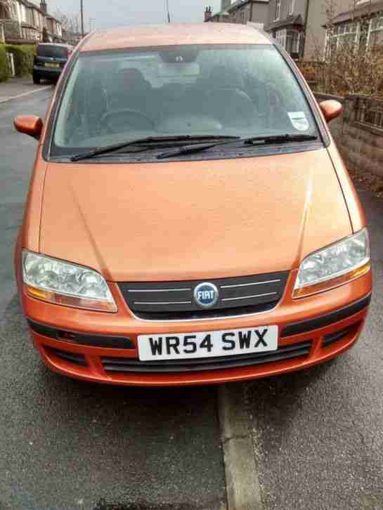 Fiat L@@K!! 2004. Fiat car from United Kingdom
