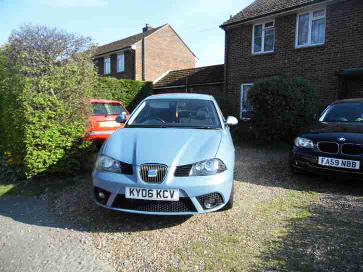 L@@K L@@K SEAT IBIZA 1.4 SPORT 06 PLATE FULL HISTORY STANDARD NOT MODIFIED SWAP?