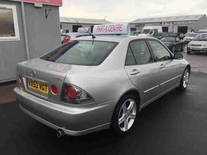 L@@K Lexus IS 200 2.0 SE L@@K CALL 01912364117 TO VIEW