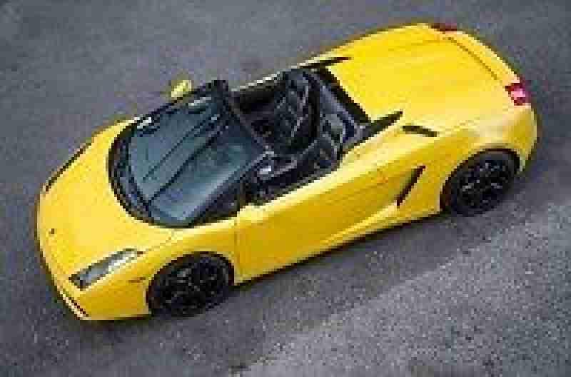 Lamborghini Gallardo Spyder E Gear 5 0 V10 Petrol 2007