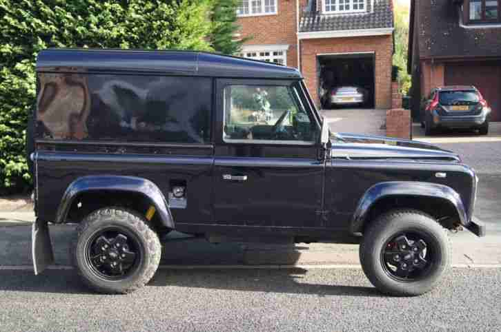 LAND ROVER DEFENDER 90 1988 65k MILES