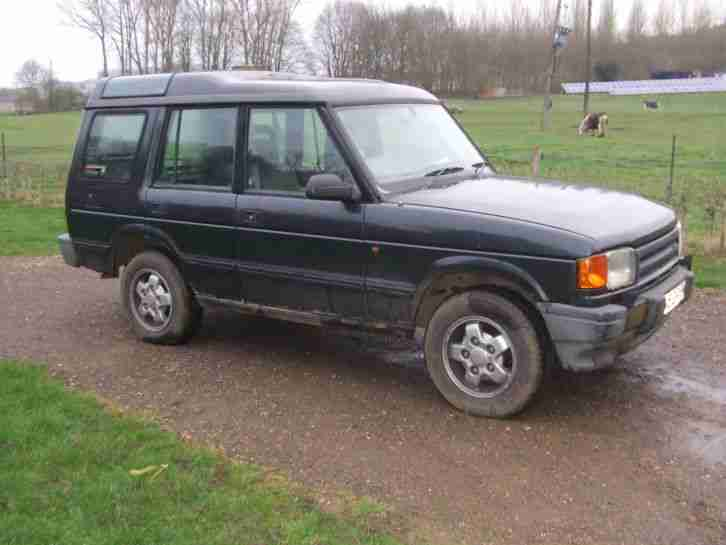 LAND ROVER DISCOVERY 1 SPARES REPAIR STILL
