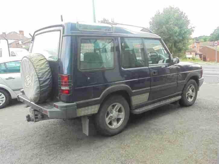 land rover discovery 2 5 tdi estate 1998 r reg car. Black Bedroom Furniture Sets. Home Design Ideas
