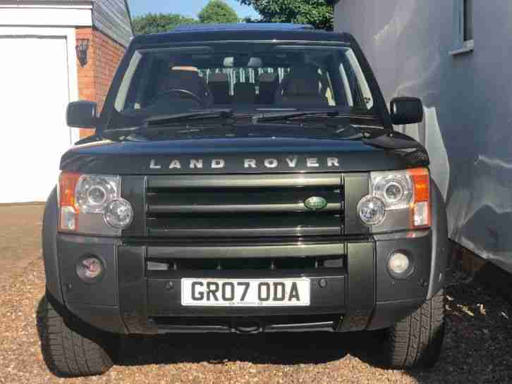 LAND ROVER DISCOVERY. Land & Range Rover car from United Kingdom