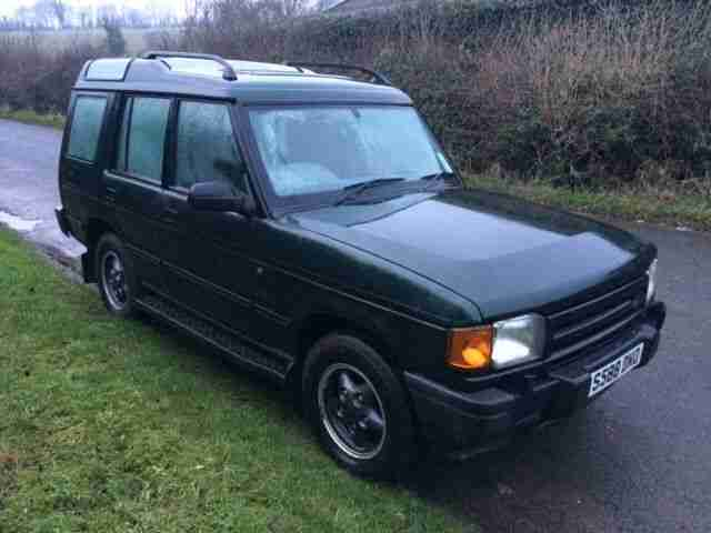 land rover discovery 300 tdi gs manual 1998 s car for sale. Black Bedroom Furniture Sets. Home Design Ideas