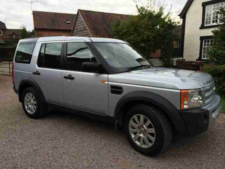 LAND ROVER DISCOVERY 3TDV6 SE AUTO