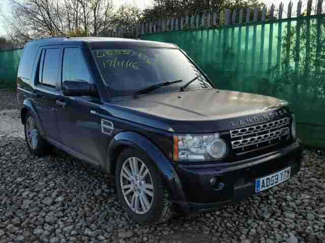 LAND ROVER DISCOVERY HSE TDV6, SPARES OR REPAIR, EXPORT, SALVAGE, REPAIRABLE