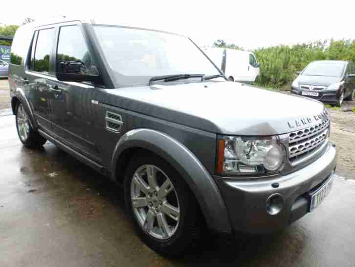 LAND ROVER DISCOVERY XS TDV6, SPARES OR REPAIR, EXPORT, SALVAGE, REPAIRABLE