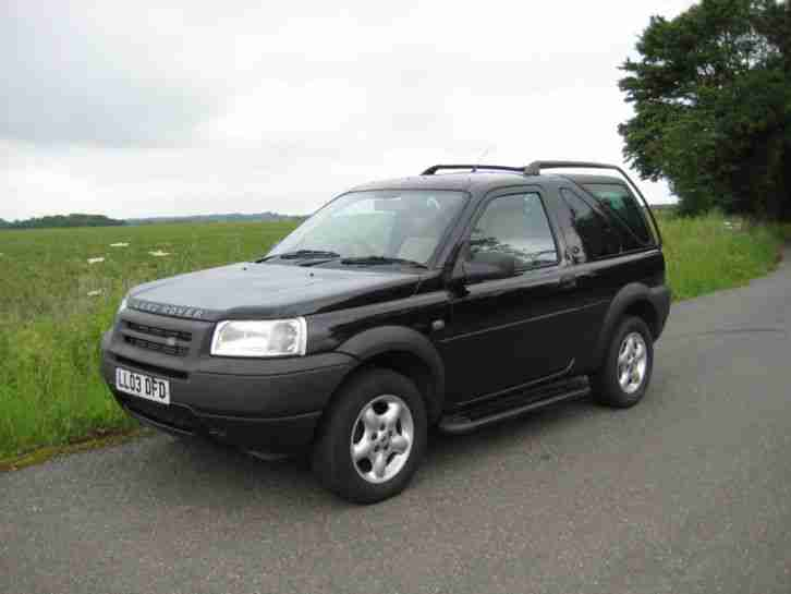 land rover freelander serengeti td4 auto 2003 car for sale. Black Bedroom Furniture Sets. Home Design Ideas