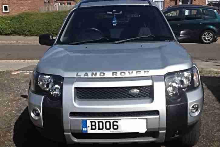 land rover freelander td4 2006 van car for sale. Black Bedroom Furniture Sets. Home Design Ideas
