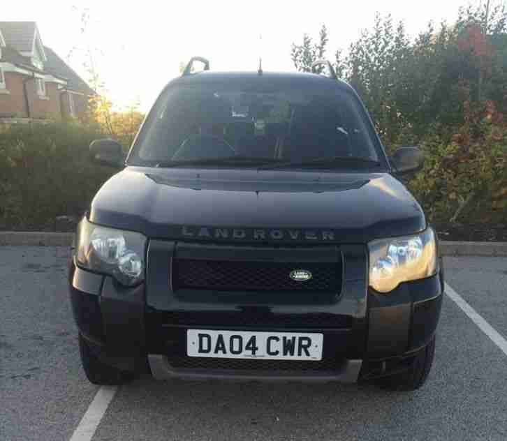 LAND ROVER FULL SERVICE HISTORY LOW MILES 4X4 FREELANDER