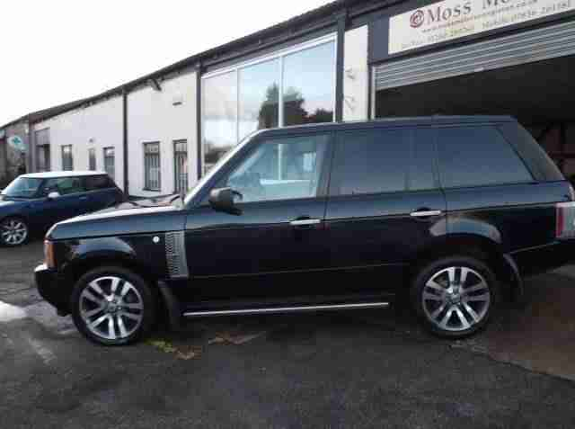 LAND ROVER RANGE ROVER 3.6 TDV8 Westminster Auto