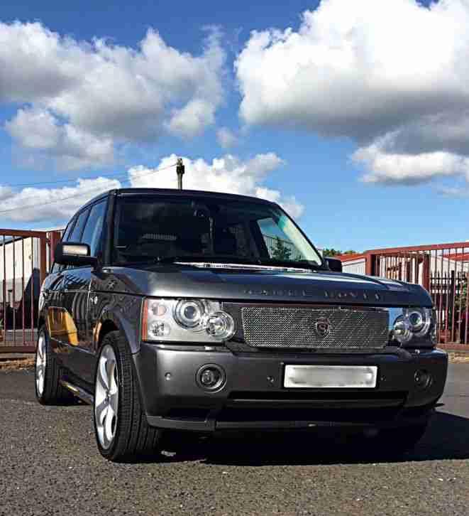 2007 Land Rover For Sale: LAND ROVER RANGE ROVER VOGUE 3.6L TDV8 2007 STRUT