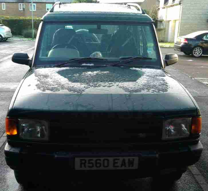 Land Rover Discovery 1996 For Sale 128435en: LANDROVER DISCOVERY 300 TDI AVIEMORE 8 MONTHS MOT 4X4