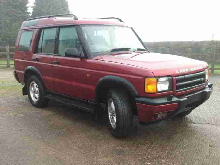 LANDROVER DISCOVERY TD5, SPARES OR REPAIR