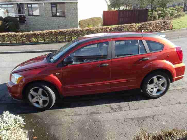 dodge caliber manual transmission for sale