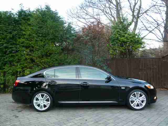 LEXUS GS 450h 3.5 Seq SE-L Hybrid FULL LEXUS HISTORY ONE OWNER *HUGE SPEC*
