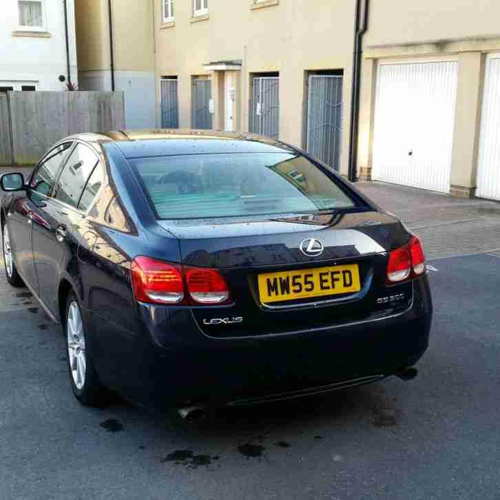 Lexus Gs For Sale: Lexus GS300 SE AUTO BLUE DEC 2005. Car For Sale