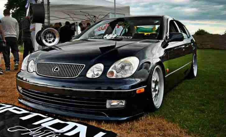 lexus gs300 toyota aristo jdm vip stanced drift px swop. Black Bedroom Furniture Sets. Home Design Ideas