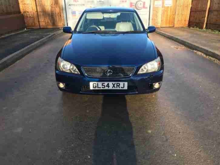 LEXUS IS 200 2.0 SE