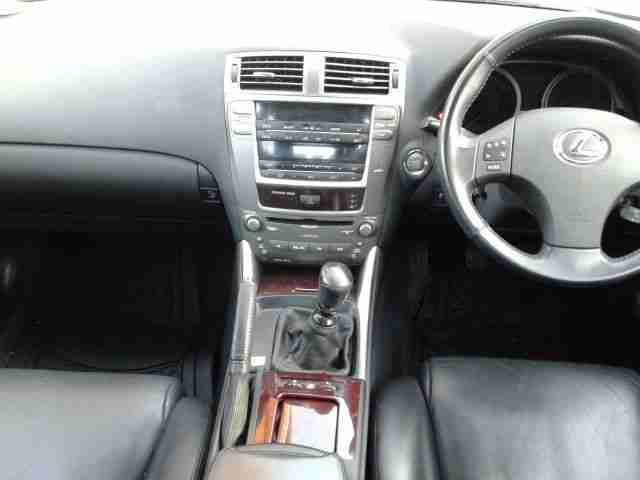 LEXUS IS 220 TURBO DIESEL 56 REG exceelnt condition