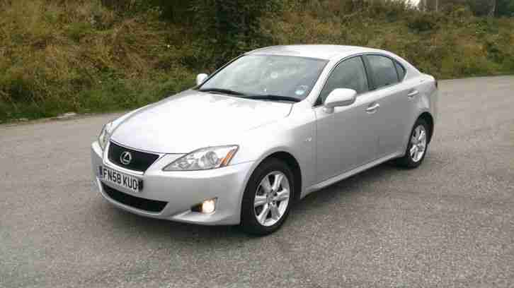 LEXUS IS 220D, 58 PLATE, EXCELLENT CONDITION