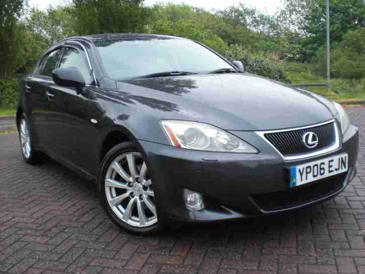 lexus is 220d 2 2td multimedia se l 2006 06 reg car for sale. Black Bedroom Furniture Sets. Home Design Ideas