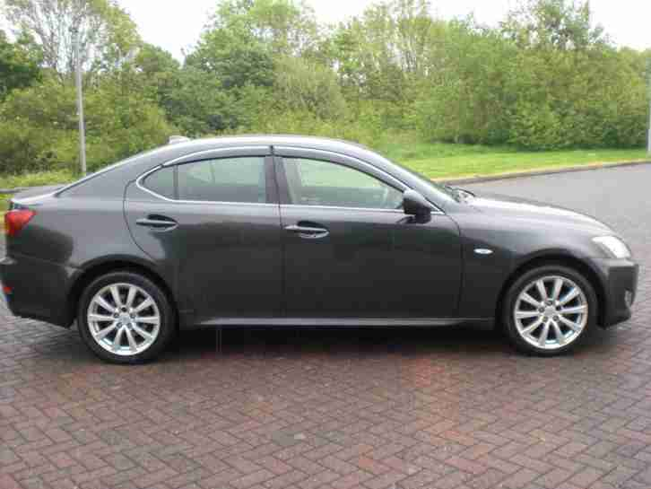 LEXUS IS 220d 2.2TD ( Multimedia ) SE-L 2006 06 REG