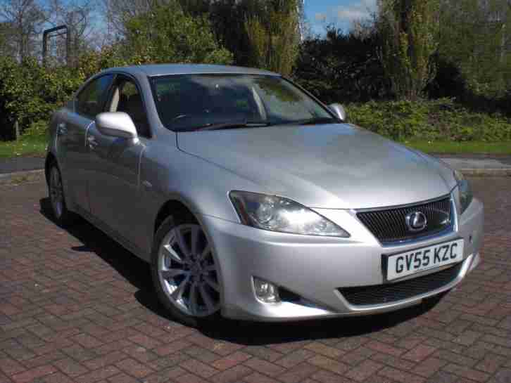 Lexus IS 250. Lexus car from United Kingdom
