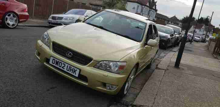 LEXUS IS200 SE AUTO