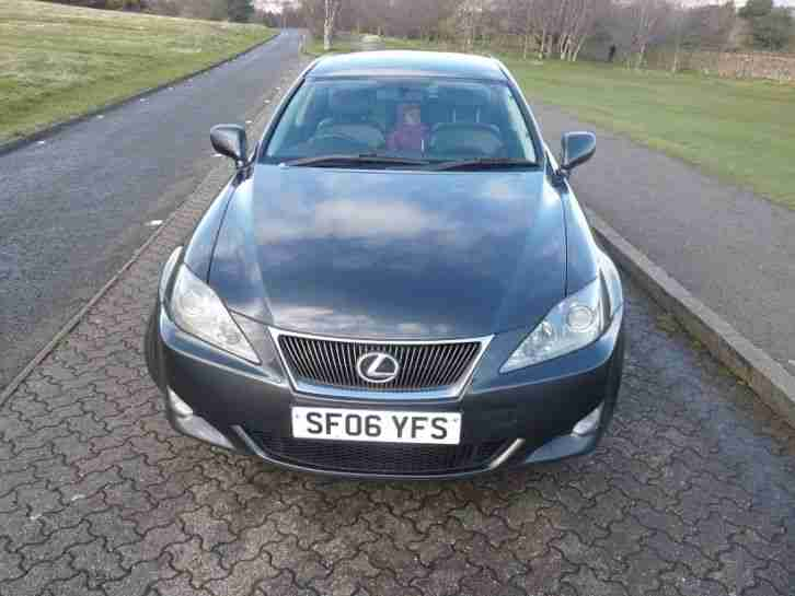 LEXUS IS220D ! FSH ! FULL HEATED COOLED LEATHER SEATS ! MOT 26.04.2016 !