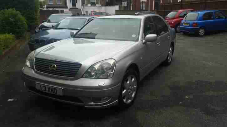LS 430 AUTOMATIC 4.3 2001 SPARES OR