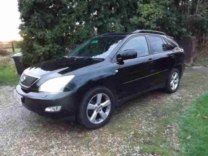 Lexus RX300 SE~L. Lexus car from United Kingdom