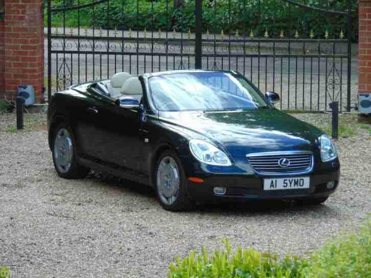 lexus sc430 2003