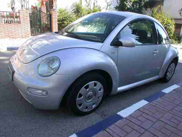 LHD IN SPAIN VW BEETLE 1.6 HATCHBACK LEFT HAND DRIVE